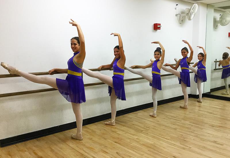 Miami FL Ballet Dance Classes