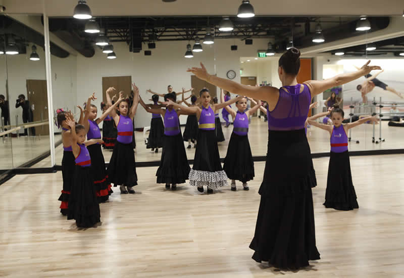 Kids Flamenco Classes Miami