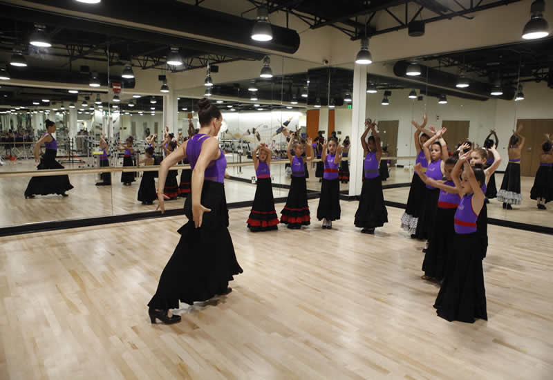 Kids Flamenco Classes